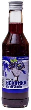 Сироп Биоинвентика черника на фруктозе 250 мл