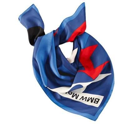 Женский шелковый платок BMW Motorrad Logo Scarf, for women, артикул 76618547295