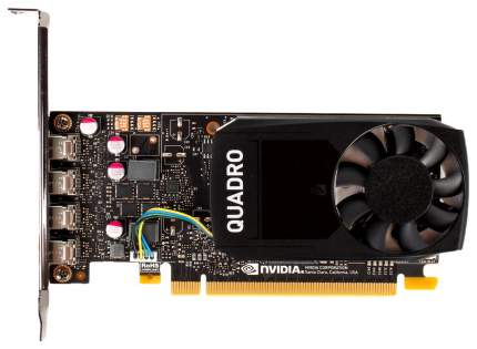 Видеокарта PNY Quadro P600 (VCQP600-PB)