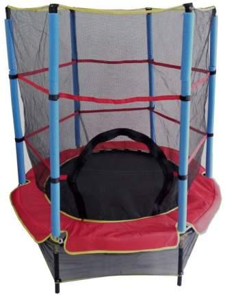 Батут DFC Trampoline Fitness с сеткой 137 см