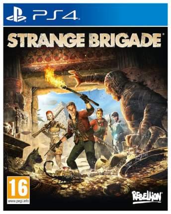 Игра для PlayStation 4 Strange Brigade