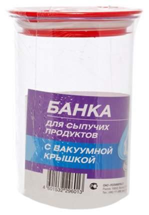 Банка для сыпучих продуктов Полимербыт C29601, в ассортименте