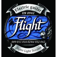 Струны для электрогитары FLIGHT EN 0924