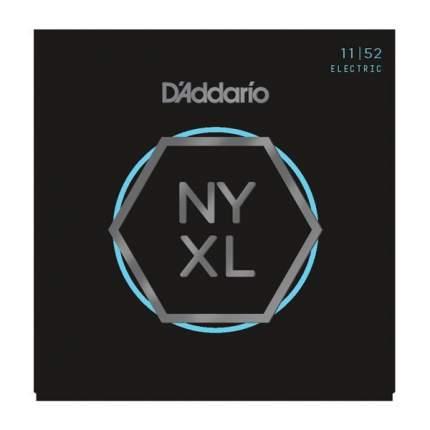 Струны для электрогитары D ADDARIO NYXL1152
