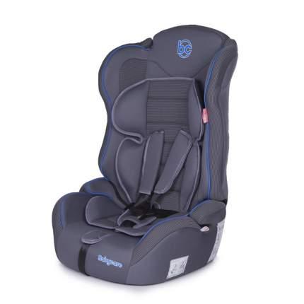 Автокресло Baby Care Upiter Plus группа I/II/III, 9-36 кг, серо-синее