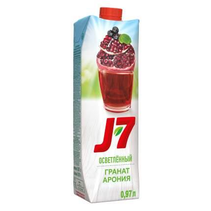 Нектар J7 из граната и черноплодной рябины 0.97 л