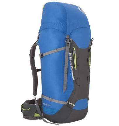 Рюкзак Black Diamond Mission 75 Backpack синий 75 л M/L