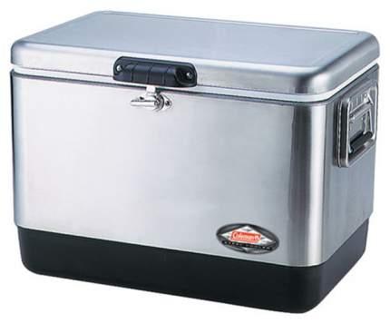 Термоконтейнер Coleman 54 Quart Stainless Steel Cooler