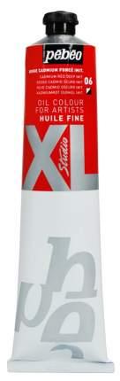 Масляная краска Pebeo XL кадмий темно-красный 200006 200 мл