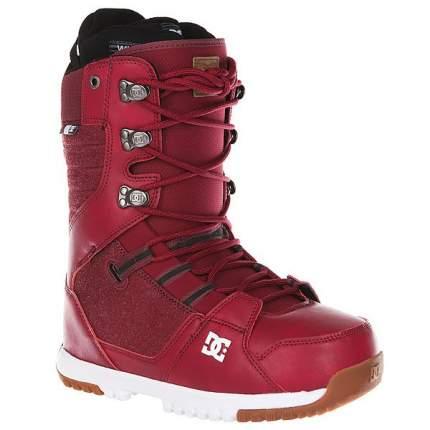 Ботинки для сноуборда DC Mutiny 2019, красные, 29.5
