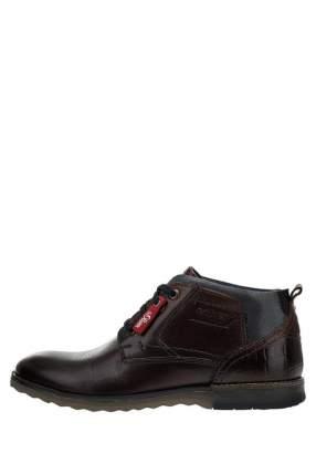 Ботинки мужские S.Oliver 5-5-15237-33-352 коричневые 42 RU