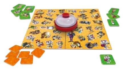 Настольная игра Vladi Toys Пушистые гонки