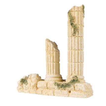 Декорация для аквариума AQUA DELLA Greek Pilar 2, полиэфирная смола, 5,5х14,1х15,8 см