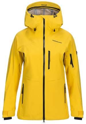 Куртка Peak Performance Grav, orange, S INT