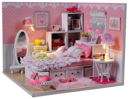Румбокс Hobby Day DIY Mini House Комната маленькой принцессы M001