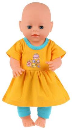 Одежда для кукол Карапуз Капкейки 40-42 см
