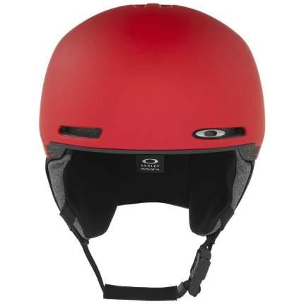 Горнолыжный шлем Oakley Mod1 2020, красный, L