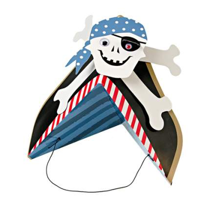 Шляпы Meri Meri Пираты