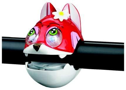 Фонарик CAT light с брелком-фонариком