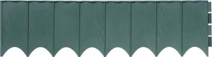 Prosperplast Ограждение садовое т. зеленый IKRR 5,9 м