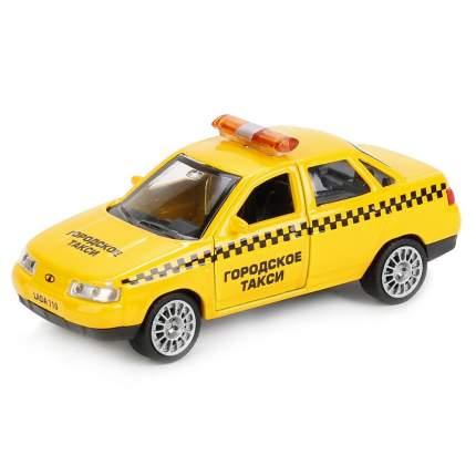 Машинка Технопарк Lada110 Такси 12см