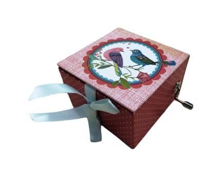 """Коробка """"Music box Best Fr"""", 7,5x7,5x5 см"""