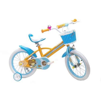 Велосипед 16' Hogger F-510-16 Orange/Blue