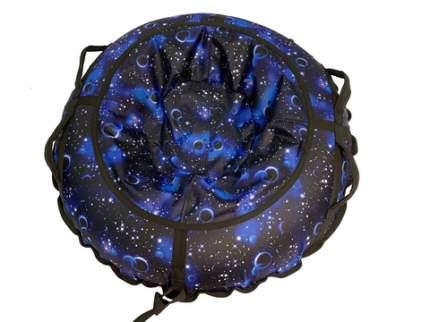 Санки ватрушка SnowDream Glamour Maxi 100 Звездное небо