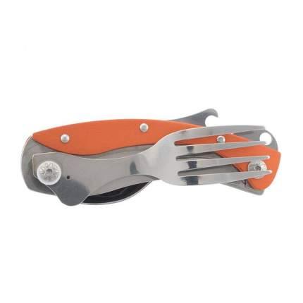 Набор столовых приборов AceCamp Foldable Cutlery Set 1574-orange