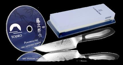 Набор Ножей TOJIRO GIFTSET-TJ22