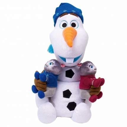 Мягкая игрушка Frozen Олаф с котятами