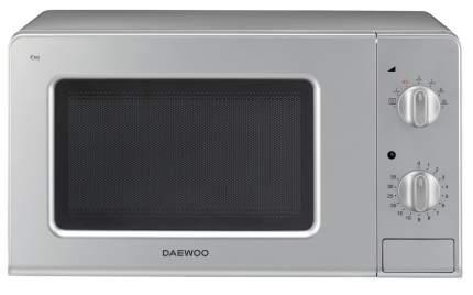 Микроволновая печь соло Daewoo KOR-7707S Silver