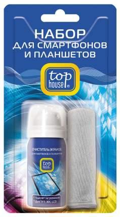Набор для очистки экранов Top House для смартфонов и планшетов 2 предмета