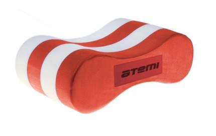 Колобашка для плавания Atemi ASB3 белая/красная