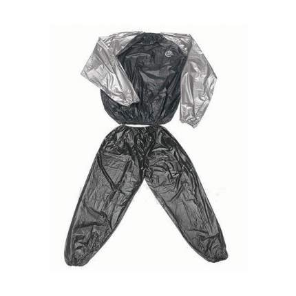 Костюм-сауна Lite Weights 5601SA, черный, XL INT