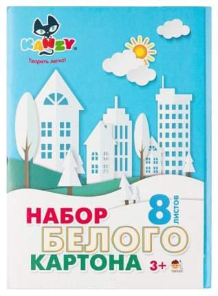 Набор белого картона Kanzy KNY 030501