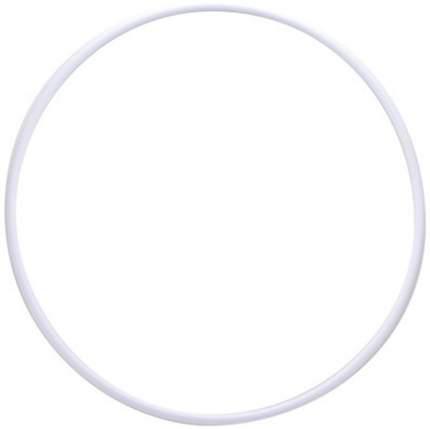 Гимнастический обруч Stor Pastorelli Rodeo Fig 85 см белый
