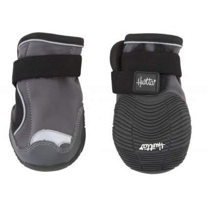 Ботинки Hurtta Outdoors Outback Boots Гранитный для собак (M х 2 шт, Гранитный)