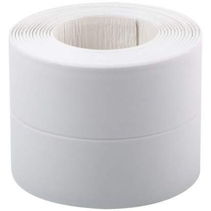 Лента-бордюр для раковин и ванн Isotrim 60 мм х 48,75 м, белый