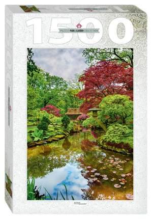 Пазл Step Puzzle Park&Garden Нидерланды. Гаага. Японский сад 83064 1500 деталей