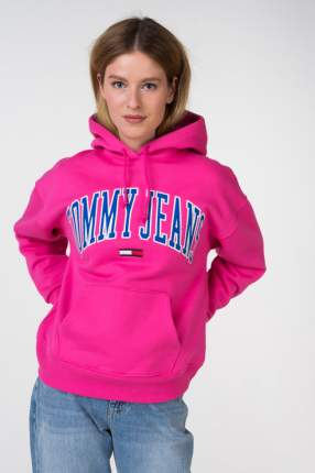 Толстовка женский Tommy Jeans DW0DW06006 розовый S