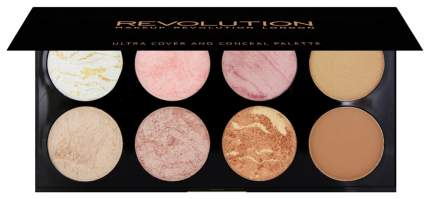 Румяна Revolution Makeup Ultra Blush Palette Golden Sugar