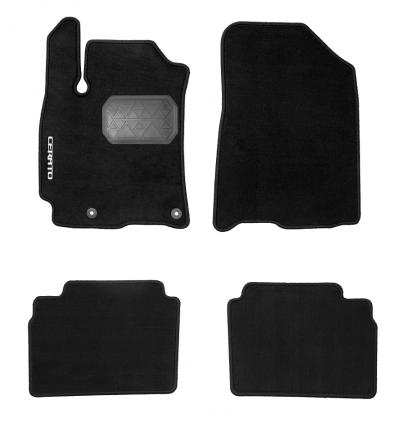 Коврик салона текстильный, soul Hyundai-KIA арт. R8140B2101