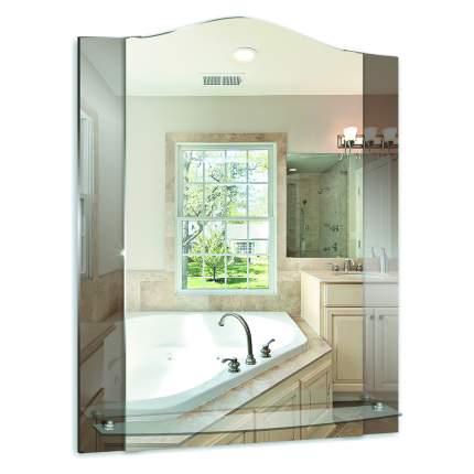"""Зеркало для ванной MIXLINE """"Парнас"""" 555*735"""