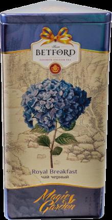 Чай черный Betford Magic garden гортензия 300 г