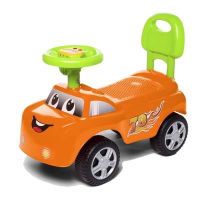 Каталка детская Babycare Dreamcar цв. оранжевый