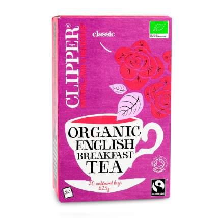 Чай черный Clipper английский завтрак органик 20 пакетиков