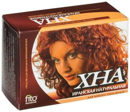 Краска для волос Фитокосметик Хна иранская натуральная 125 г