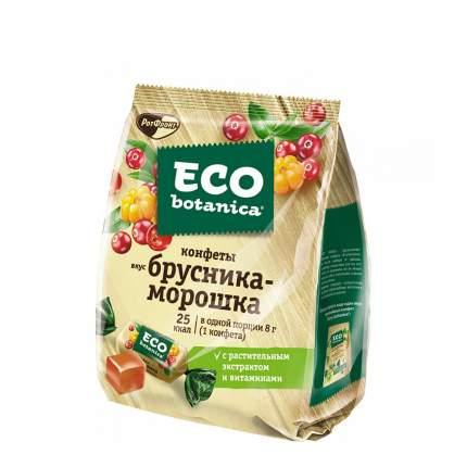 Конфеты Рот Фронт eco botanica брусника-морошка с желейным корпусом 200 г