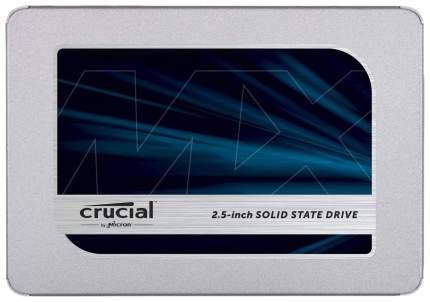 Внутренний SSD накопитель Crucial MX500 500GB (CT500MX500SSD1N)